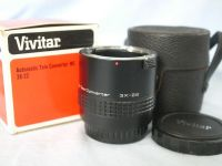 '  3x Pentax   PK Fit BOXED ' Pentax PK Fit Boxed 3x Converter Lens £9.99